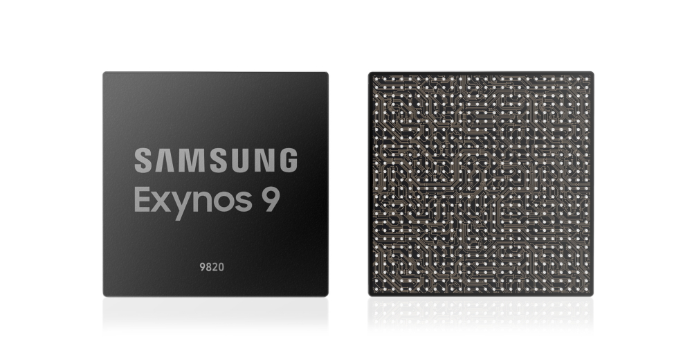 Samsung Announced Exynos 9 with NPU