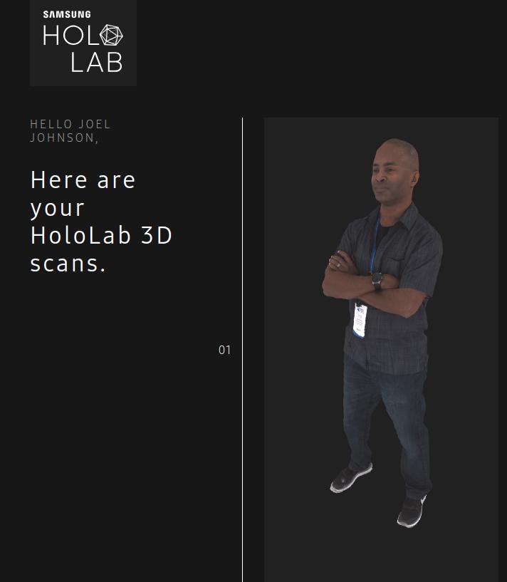 HololabScan