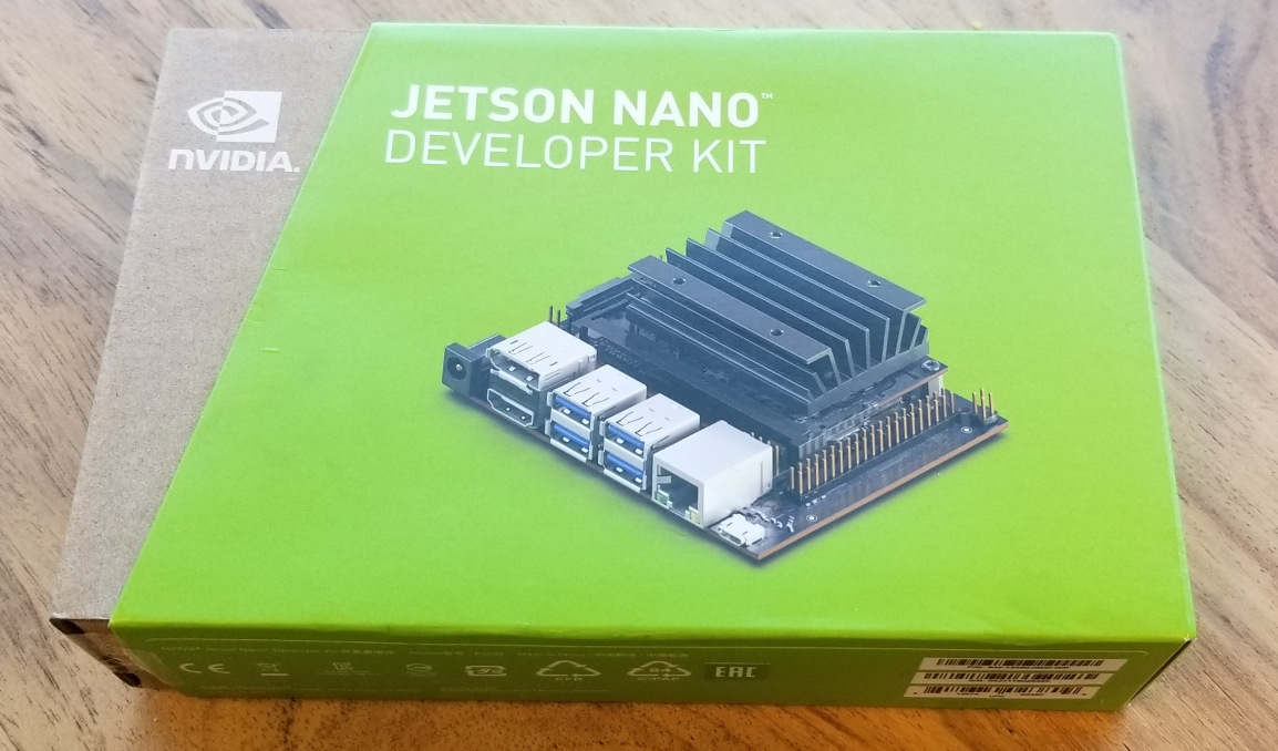 Jetson Nano Packaging