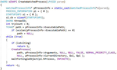 processLoop